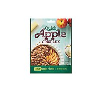 Apple Crisp Quick Mix - 8.64 Oz