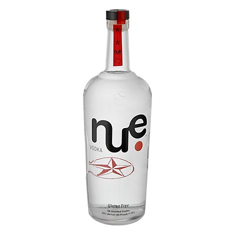 Nue Vodka Regular 1.75 - 1.75 Liter