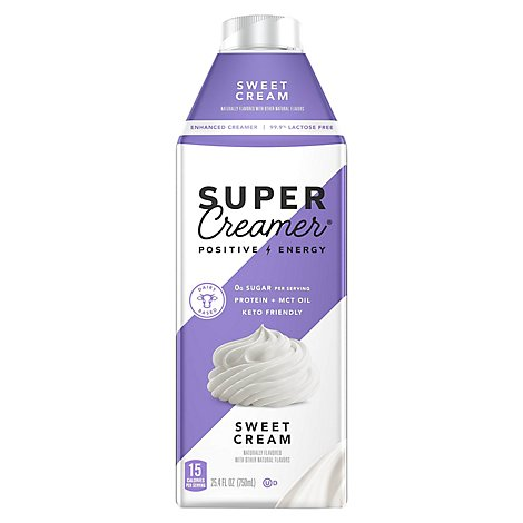 Kitu Super Creamer Sweet Cream - 6-25.4 Fl. Oz.