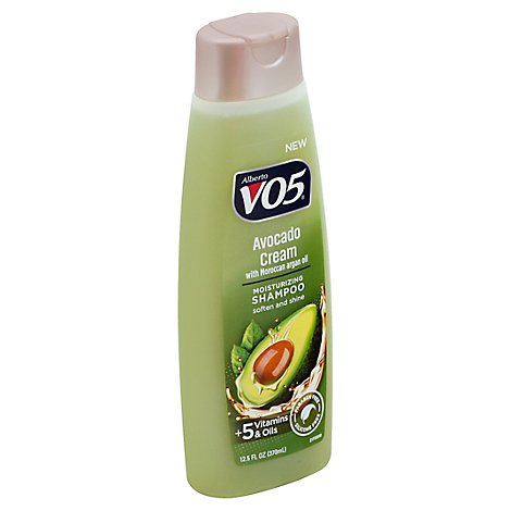 Alberto VO5 Shampoo Moisturizing Avocado Cream - 12.5 Fl. Oz.