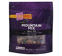 Signature Select Trail Mix Mountain Mix Multi Pack - 10-1.20 Oz