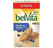 Belvita Blueberry Breakfast Biscuit - 14.08 Oz