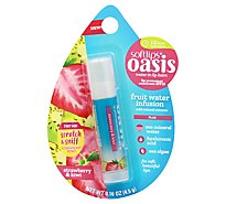 Softlips Oasis Strawberry Kiwi Lip Balm - .16 Oz
