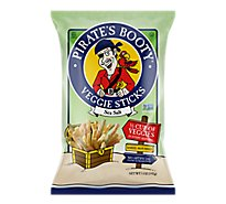 Pirates Booty Veggie Sticks Sea Salt - 5 Oz