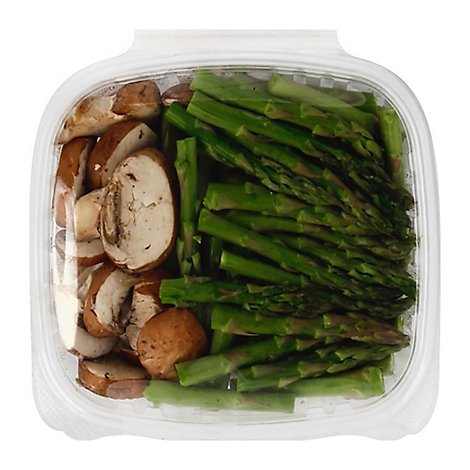 Asparagus & Mushrooms 18oz - 18 Oz