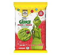 Nestle Tollhouse Grinch Cookie Dough - 14 Oz