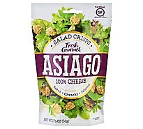 Frsh Grmt Cheese Crisps Asiago - 1.76 Oz