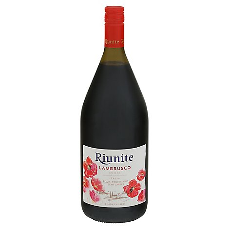 Riunite Lambrusco Wine - 1.5 Liter