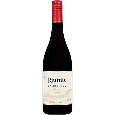 Riunite Lambrusco Wine - 750 Ml
