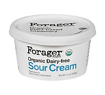 Forager Sour Cream - 12 Oz