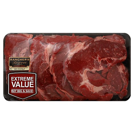 Beef Chuck Pot Roast Boneless - 3 Lbs