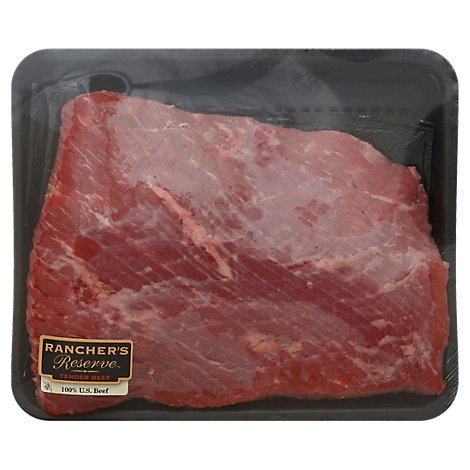 Beef Brisket Untrimed Boneless Whole - 9.5 Lbs