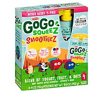Materne Gogo Squeez Smoothiez Berry - 15.94 Oz