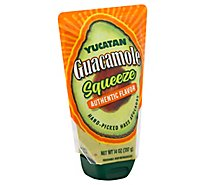 Yucatan Authentic Squeeze Guacamole - 14 Oz