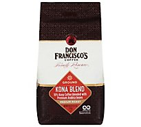 Don Francisco Fam Rsv Kona Blend Gnd - 28 Oz