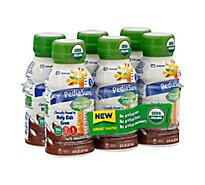 PediaSure Grow & Gain Organic Shake Milk Chocolate - 6-8 Fl. Oz.