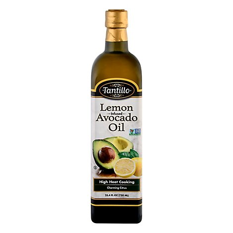 Tantillo Avocado Infused With Lemon - 750 Ml