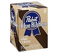 Pabst Hard Coffee In Cans - 4-11 Fl. Oz.