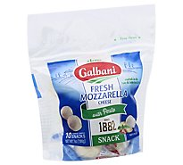 Galbani Pesto Snack - 7 Oz