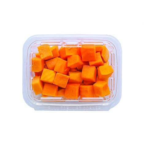 Butternut Squash Chunks - 20 Oz