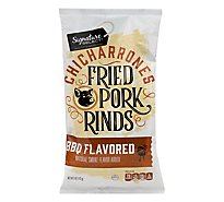Signature SELECT Fried Pork Rinds Barbeque - 5 Oz