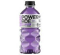POWERADE Sports Drink Electrolyte Enhanced Zero Sugar Grape - 28 Fl. Oz.