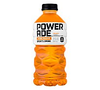 POWERADE Sports Drink Electrolyte Enhanced Zero Sugar Orange - 28 Fl. Oz.
