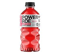 POWERADE Sports Drink Electrolyte Enhanced Zero Sugar Fruit Punch - 28 Fl. Oz.