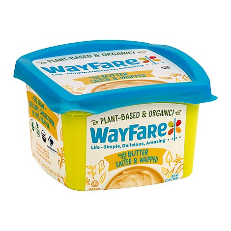 Wayfare Salted Whipped Butter - 12 Oz