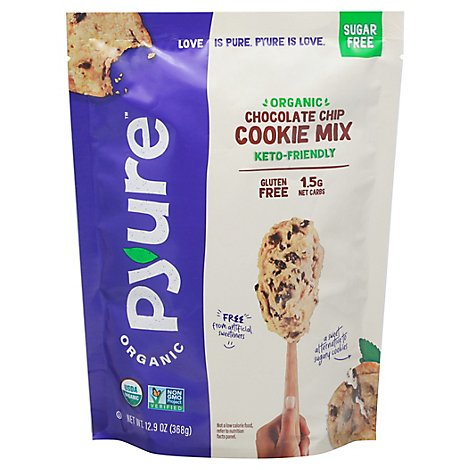 Pyure Mix Cookie Choc Chip - 12.9 Oz