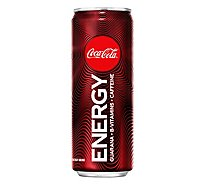 Coca-Cola Energy Drink - 12 Fl. Oz.
