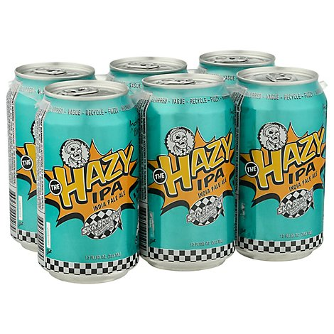 Ska Hazy Ipa In Cans - 6-12 Oz