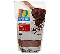 O Organics Quinoa Red - 16 Oz