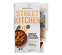 Street Kitchen Chicken Butter Scrtch Kit - 9 Oz