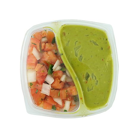 Dip Duo Pico De Gallo And Guacamole
