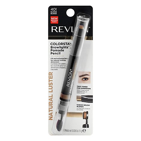 Revlon Colorstay Browlights Pencil - Blonde - Each