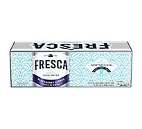 FRESCA Sparkling Soda Water Blackberry Citrus - 12-12 Fl. Oz.