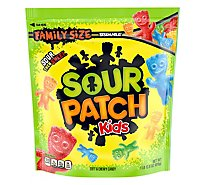 Sour Patch Kids Candy Soft & Chewy Family Size - 12.8 Oz