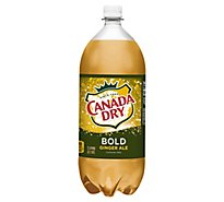 Canada Dry Bold Ginger Ale - 2 Liter