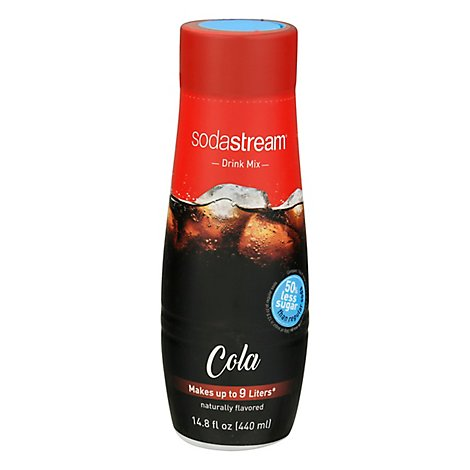 SodaStream Sparkling Drink Mix Cola - 14.8 Fl. Oz.