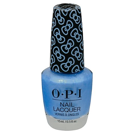 Opi Kitty Let Love Sparkle .5z - Each