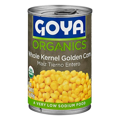 Goya Whole Kernel Golden Corn - 15 Oz