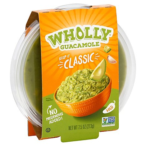 Wholly Guacamole Classic Bowl - 7.5 Oz