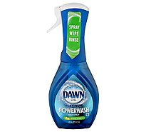 Dawn Powerwash Dishwashing Liquid Spray Apple - 16 Fl. Oz.