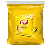 Lays Potato Chips Classic - 10-1 Oz