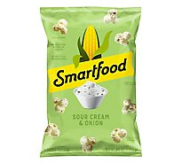 Smartfood Popcorn Sour Cream Onion - 6.25 Oz