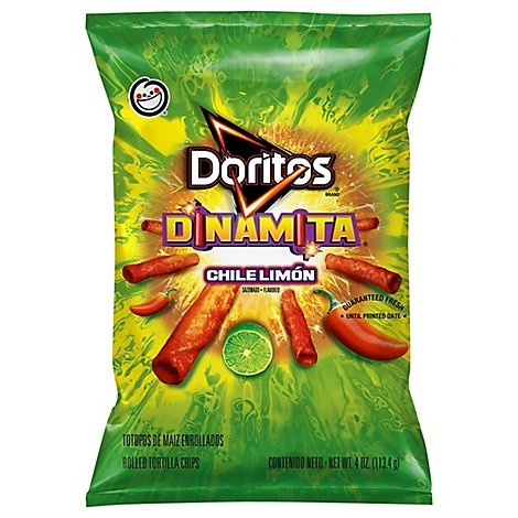 Doritos Dinamita Tortilla Chips - 4 Oz