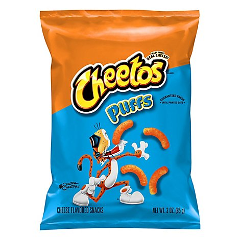 Cheetos Puffs - 3 Oz