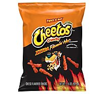 Cheetos Crunchy Xtra Flamin Hot - 3.25 Oz