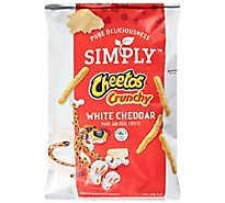 Simply Cheetos White Cheddar - 2.625 Oz